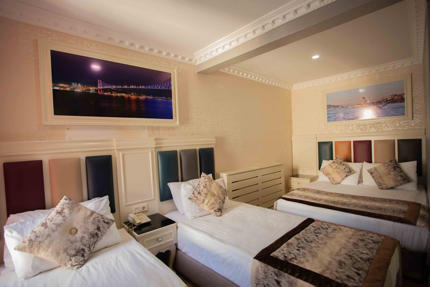 family room best nobel hotel sirkeci istanbul hotel in istanbul